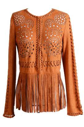 People Outfitter Hippie Fringe Cowgirl