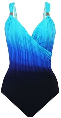 Miraclesuit Swim Belle Twilight One-Piece Swimsuit