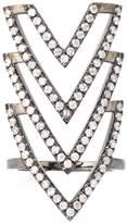Elise Dray 'Inca' phalange ring