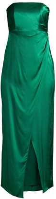 Fame & Partners Aberdeen Drape Sleeveless Dress