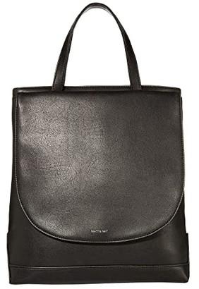 Matt & Nat Aaron Vintage (Black) Backpack Bags