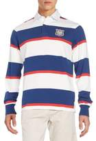 Gant Regular-Fit Striped Rugby Shirt