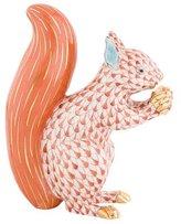 Herend Red Squirrel Figurine