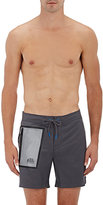 Sundek MEN'S SOLID SWIM TRUNKS