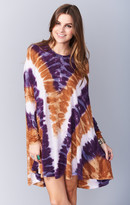 MUMU Will Tunic ~ Tiger Tie Dye