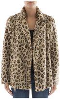 Theory Leopard Modal Fur