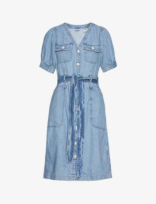 Levi's Bryn denim mini dress