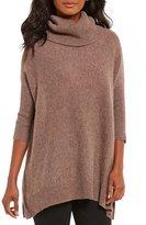 Antonio Melani Luxury Collection Sienna Cashmere Poncho Sweater