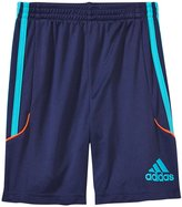 adidas Futsal Short (Toddler/Kid) - Navy/Green - 7