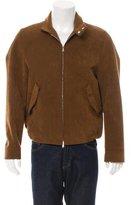 Acne Studios Two-Way Zip Harrington Jacket