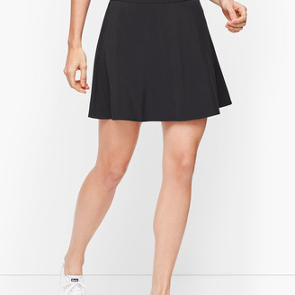 Talbots Lightweight Stretch Woven Skort