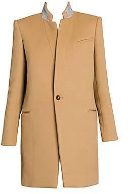 Stella McCartney Women's Double-Face Wool Coat