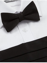 M&S Collection Bow Tie & Cummerbund Set