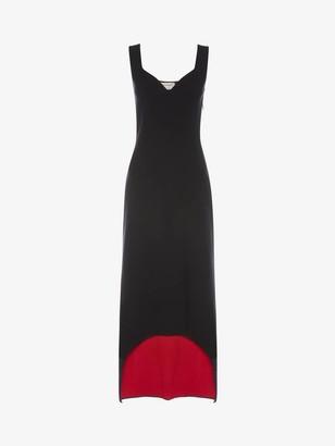Alexander McQueen Sculptural Knit Dress