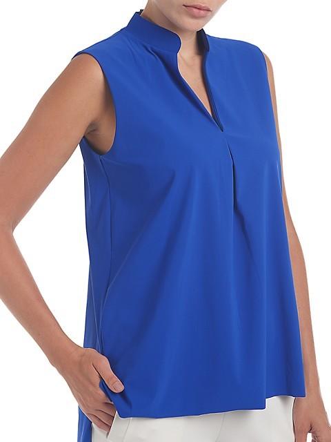 Thumbnail for your product : Chiara Boni Alcesti Sleeveless Tunic