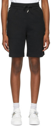 Alyx Black Sweat Shorts