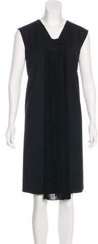 Maison Margiela Wool Shift Dress w/ Tags