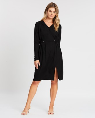 Vero Moda Cam LS Knee Dress