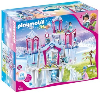 Playmobil Magic Crystal Palace with Shiny Crystal