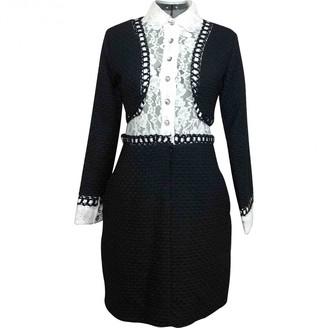 Lm Lulu Black Dress for Women