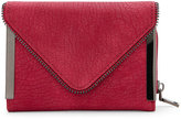 Urban Expressions Red Chance Trifold Wallet