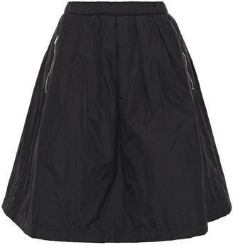 Acne Studios Pimlico Flared Shell Skirt