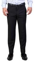 Prada Men's Virgin Wool Mohair Trouser Pants Black.