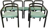 One Kings Lane Vintage Dining Chairs by Metropolitan - Set of 6 - nihil novi