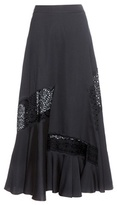 Stella McCartney Lara cotton-blend skirt
