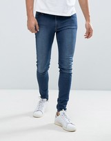 Cheap Monday Him Spray Jeans Black Sin
