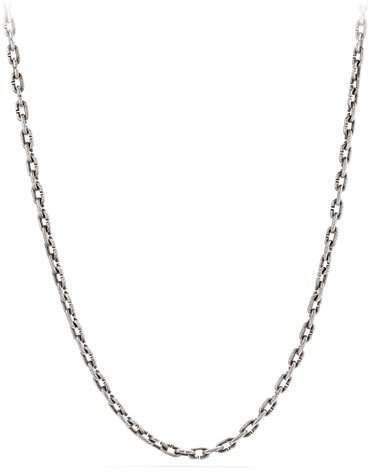 David Yurman Men's 6mm Shipwreck Chain Necklace