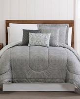 Pem America Calista 12-Pc. Medallion-Print Comforter Sets