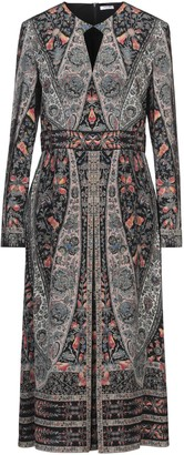 Vilshenko 3/4 length dresses