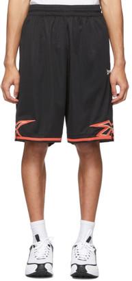 Reebok Classics Black Basketball Shorts