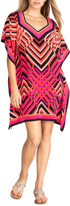 Trina Turk Theodora Printed Caftan Dress