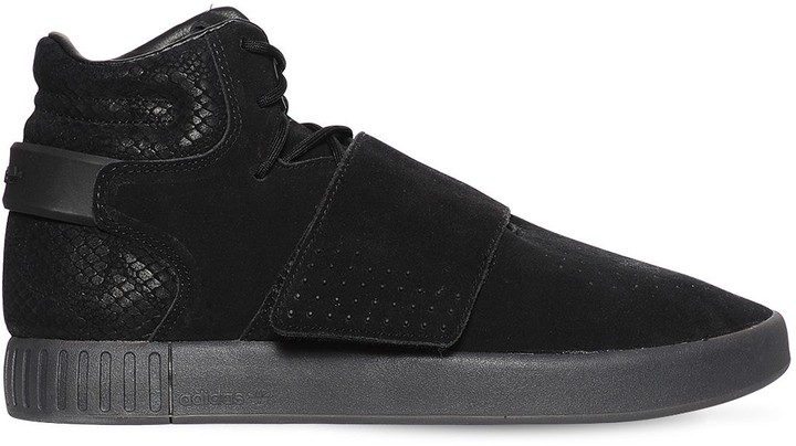 Sneakers Suede Tubular High Top Invader Nyvm8wOn0