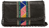 Urban Originals Cosmic Love Faux Leather Clutch - Black