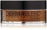 Dermablend Cover Crème Full Coverage Foundation 60N Café Brown, 1 oz