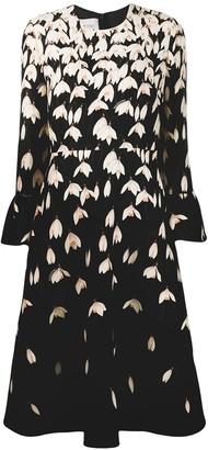 Valentino Mid-Length Snowdrop Dress