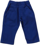 Charlie Rocket Light Weight Twill Pants (Baby) - Cobalt-3-6 Months