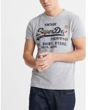 Superdry Men's T-shirt Store Infill T-shirt