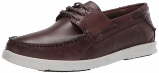 Driver Club Usa Men's Made in Brazil Luxury Leather Boat Shoe