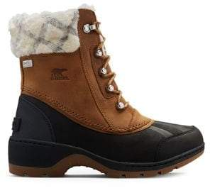 Sorel Swerve Leather Boots
