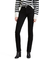 Levi's Levis Women's Mid Rise Skinny Cut Jeans