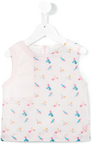 No Added Sugar Out of Your Shell blouse - kids - Cotton/Polyester - 3 yrs