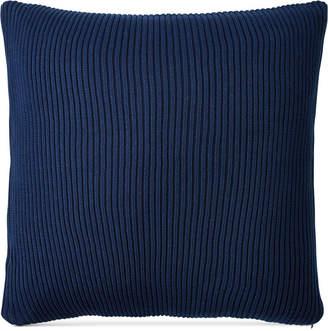 """Lauren Ralph Lauren Flora Blue 18"""" x 18"""" Decorative Pillow Bedding"""