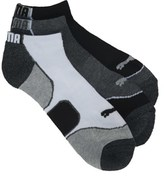 Puma 6 Pack Men's Low Cut Socks