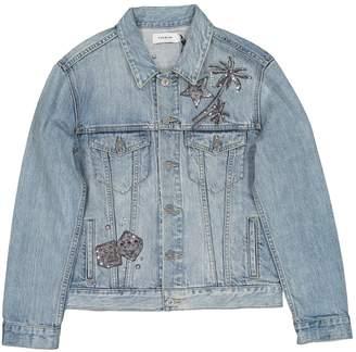 Coach Blue Denim - Jeans Jackets