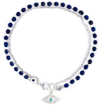 Astley Clarke 'Evil Eye Biography' bracelet