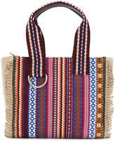 Etro striped shoulder bag